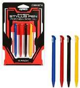KMD Rainbow Stylus Pen Set for Nintendo New 3DS XL