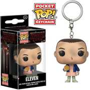 FUNKO POP! KEYCHAIN: Stranger Things - Eleven with Eggo