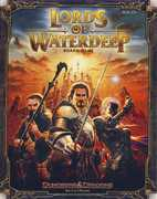 Lords of Waterdeep Board Game (Dungeons & Dragons, D&D)