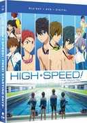 Free!: High Speed! - Free! Starting Days - The Movie