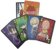 One Punch Man - Sd 1 Characters Playing Cards