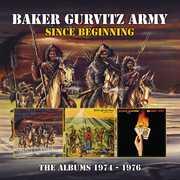 Since Beginning: Albums 1974-1976 [Import] , Baker Gurvitz Army