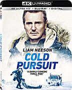 Cold Pursuit , Liam Neeson