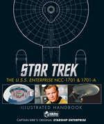 Star Trek: The U.S.S. Enterprise NCC-1701 Illustrated Handbook PlusCollectible