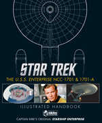 Star Trek: The U.S.S. Enterprise NCC-1701 Illustrated Handbook PlusCollectible