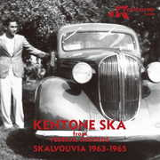 Kentone Ska From Federal Records: Skalvouvia 1963-1965 , Various Artists