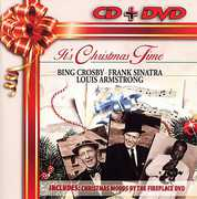It's Christmas Time/ Christmas Moods By the Firepla , Bing Crosby