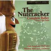 Nutcracker (Complete) /  Swan Lake Suite , Maurice de Abravanel