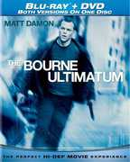 The Bourne Ultimatum , Matt Damon