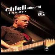 Live at the Java Jazz Festival , Chieli Minucci