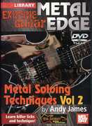 Metal Edge-Extreme Guitar: Metal Soloing 2 , Andy James