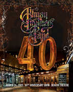 40th Anniversary Show Live at the Beacon Theater , The Allman Brothers Band