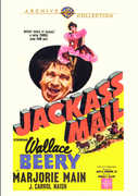 Jackass Mail , Wallace Beery