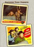 Red Ryder Double Feature: Vigilantes of Dodge City /  Sun Valley Cyclone , Bill Elliott
