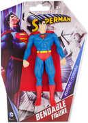 "Classic Superman 5.5"" Bendable Figure"