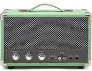 GPO SW158GRE Westwood Vintage Bluetooth 25 Watt Speaker Green