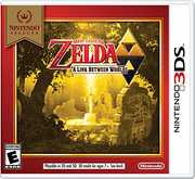 The Legend of Zelda: A Link Between Worlds - Nintendo Selects Edition for Nintendo 3DS