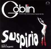 Suspiria (Blue Vinyl) , Goblin
