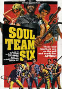 Soul Team Six: 6 Blaxploitation Film Collection , Robert Hooks