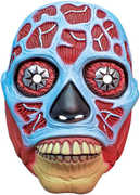 They Live Alien Vacuform Mask