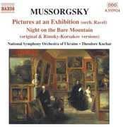 Pictures at An Exhibition , M. Mussorgsky