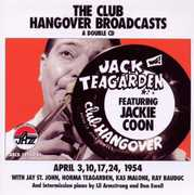 Club Hangover Broadcasts - April 3, 10, 17, 24 1954