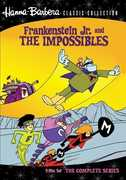 Frankenstein Jr. and the Impossibles: The Complete Series , Ted Cassidy