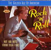 Golden Age of American Rock N Roll 4 Hot 100 Hits From 1954-1963 /  Various [Import]