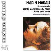 Sonnerie de Sainte-Genevieve Du Mont , Nikolaus Harnoncourt