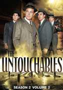 The Untouchables: Season 2 Volume 2 , Barry Kelley