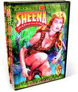 Sheena: Queen of the Jungle , Irish McCalla