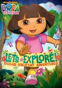 Let's Explore! Dora's Greatest Adventure , Marc Weiner