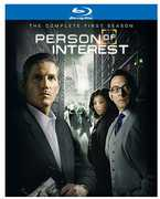 Person of Interest: The Complete First Season , James Caviezel