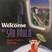 Welcome to Sao Paulo /  Various [Import] , Various Artists