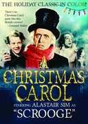 A Christmas Carol , Alastair Sim