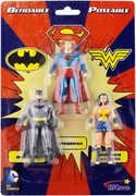 Batman, Superman, Wonder Woman Mini 3-Pack