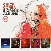 5 Original Albums , Chick Corea