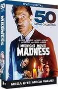 Midnight Movie Madness (50 Movie Collection) , Christopher Lee