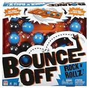 Mattel Games - Bounce Off Rock 'N' Rollz Game