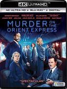 Murder on the Orient Express , Kenneth Branagh