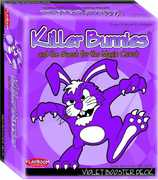 Killer Bunnies: Quest for theMagic Carrot - Violet Booster Deck