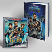 Black Panther Blu-ray Special Bundle