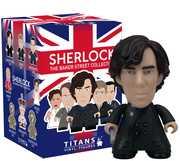 Sherlock TITANS: The 221B Baker Street Collection Single Unit