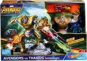 Mattel - Hot Wheels - Marvel Avengers Vs. Thanos Showdown, Play Set
