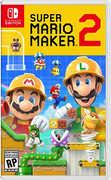 Super Mario Maker 2 for Nintendo Switch