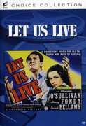 Let Us Live , Maureen O'Sullivan