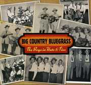 The Boys In Hats and Ties , Big Country Bluegrass