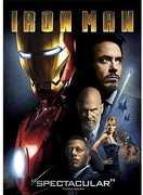 Iron Man , Robert Downey, Jr.