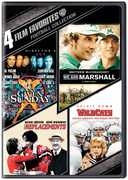 4 Film Favorites: Football Collection , Morris Carnovsky