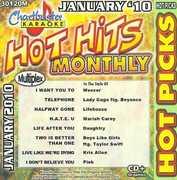 Karaoke: Hot Picks January 2010 , Various Artists